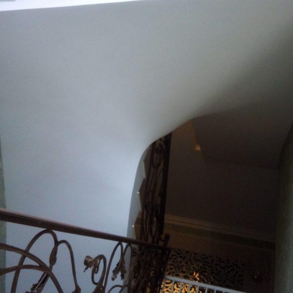 П-образная бетонная лестница с забежными ступенями фото 20 МОНОЛИТМАСТЕР
