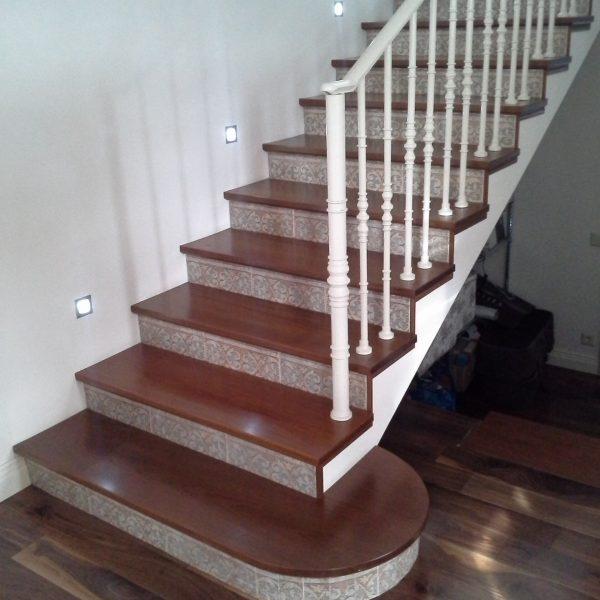 П-образная бетонная лестница с площадкой фото 11 МОНОЛИТМАСТЕР