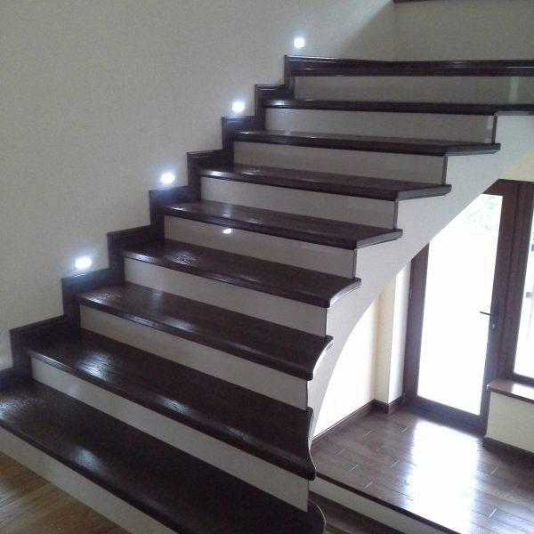 П-образная бетонная лестница с площадкой фото 3 МОНОЛИТМАСТЕР