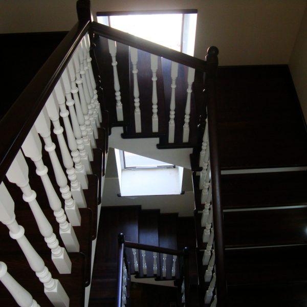 П-образная бетонная лестница с площадкой фото 9 МОНОЛИТМАСТЕР